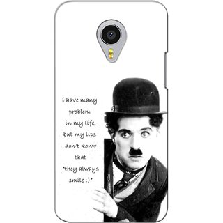 G.store Printed Back Covers for Meizu MX4 Pro White