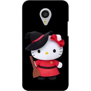 G.store Printed Back Covers for Meizu MX4 Pro Black