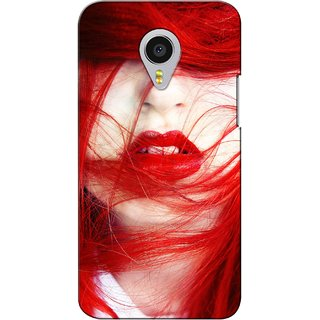 G.store Printed Back Covers for Meizu MX4 Pro Red