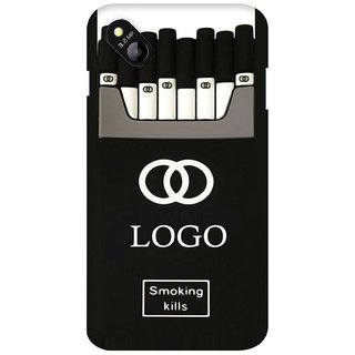 G.store Printed Back Covers for Micromax Bolt D303 Black