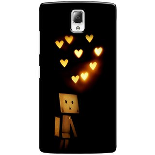 G.store Printed Back Covers for Lenovo A2010 Black