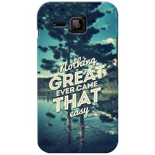 G.store Printed Back Covers for Micromax Bolt S301 Green