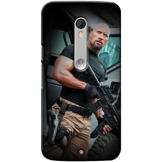 G.store Printed Back Covers for Motorola Moto X Play Multi