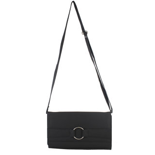 Raas Bazaar Woman Catchy Black Handbag