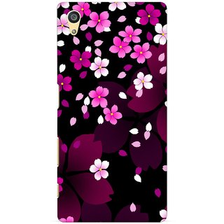 G.store Printed Back Covers for Sony Xperia Z5 Pink