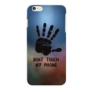 G.store Printed Back Covers for Apple iPhone 6 Multi