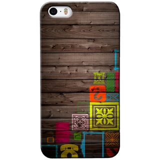 G.store Printed Back Covers for Apple iPhone 4S Multi