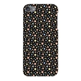 G.store Printed Back Covers for Apple iPod touch 6th Generation Black