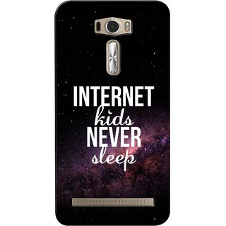G.store Printed Back Covers for Asus ZenFone 2 Laser (ZE601KL) Multi