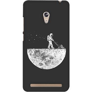 G.store Printed Back Covers for Asus Zenfone 6 Grey