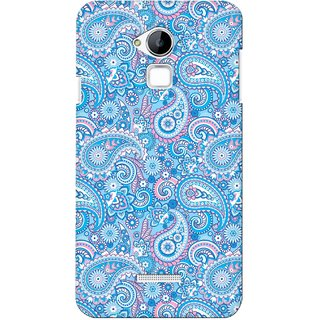 G.store Printed Back Covers for Coolpad Dazen Note 3 Multi