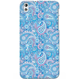 G.store Printed Back Covers for Htc Desire 816 Multi