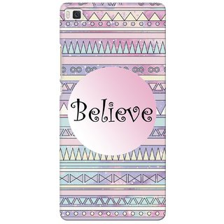 G.store Printed Back Covers for Huawei Ascend P8 Multi