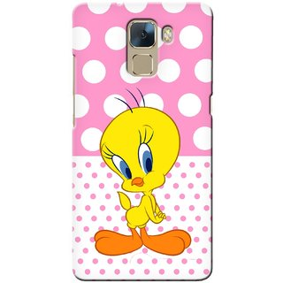 G.store Printed Back Covers for Huawei Honor 7 Multi