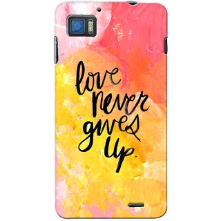 G.store Printed Back Covers for Lenovo S860 Multi