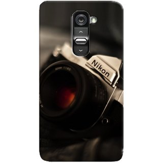 G.store Printed Back Covers for LG G2 mini Black