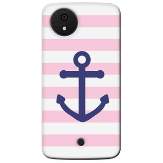 G.store Printed Back Covers for Micromax Canvas A1 Pink