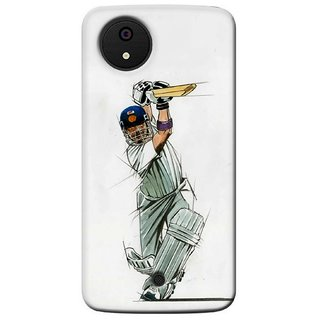 G.store Printed Back Covers for Micromax Canvas A1 White