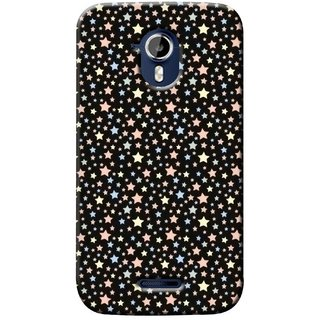 G.store Printed Back Covers for Micromax Canvas Magnus A117 Black