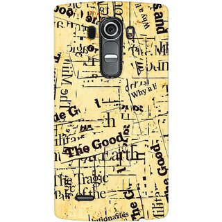 G.store Printed Back Covers for LG G4 Multi