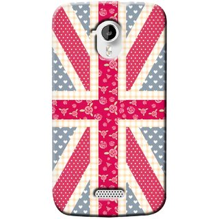 G.store Printed Back Covers for Micromax Canvas HD A116 Multi