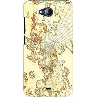 G.store Printed Back Covers for Micromax Canvas Play Q355 Multi