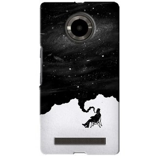 G.store Printed Back Covers for Micromax YU Yuphoria Multi