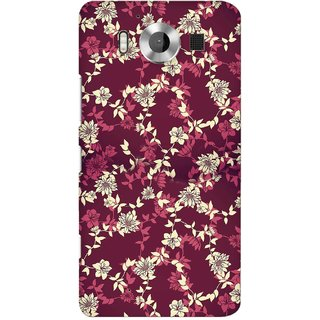 G.store Printed Back Covers for Microsoft Lumia 950 Multi