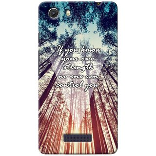 G.store Printed Back Covers for Micromax Unite 3 Q372 Multi
