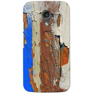 G.store Printed Back Covers for Motorola Moto G (2nd gen) Multi
