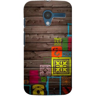 G.store Printed Back Covers for Motorola Moto X Multi