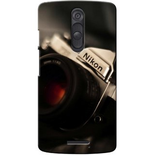 G.store Printed Back Covers for Motorola Moto X (Gen 3)  Black