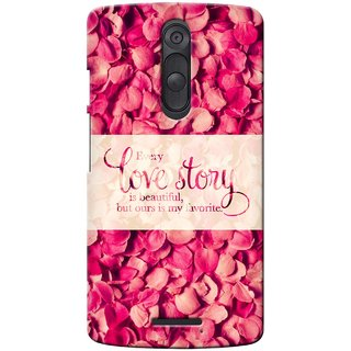 G.store Printed Back Covers for Motorola Moto X (Gen 3)  Red