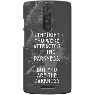 G.store Printed Back Covers for Motorola Moto X (Gen 3)  Grey