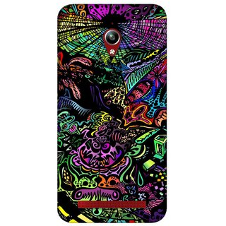 G.store Printed Back Covers for Asus ZenFone Go Multi