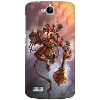 G.store Printed Back Covers for Huawei Honor Holly Multi