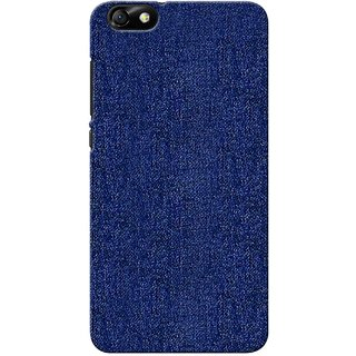 G.store Printed Back Covers for Huawei Honor 4X blue
