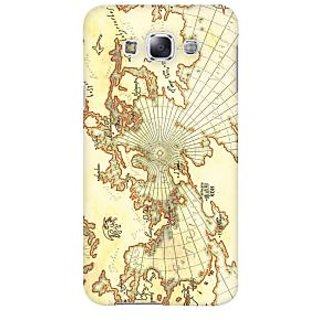 G.store Printed Back Covers for Samsung Galaxy E5 Multi