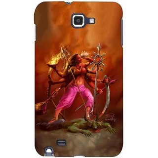 G.store Printed Back Covers for Samsung Galaxy Note  Multi