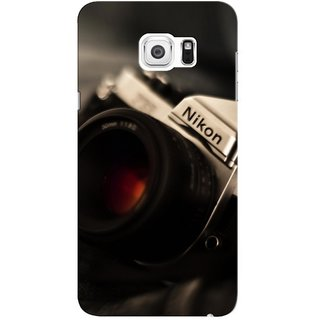 G.store Printed Back Covers for Samsung Galaxy Note 5 Black