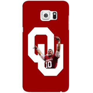 G.store Printed Back Covers for Samsung Galaxy Note 5 Red