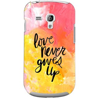 G.store Printed Back Covers for Samsung Galaxy S3 Mini Multi