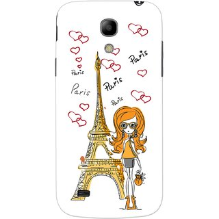 G.store Printed Back Covers for Samsung Galaxy S4 Mini Multi