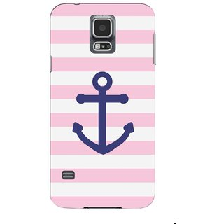 G.store Printed Back Covers for Samsung Galaxy S5 Pink