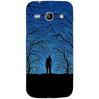 G.store Printed Back Covers for Samsung Galaxy Star Advance G350E Blue