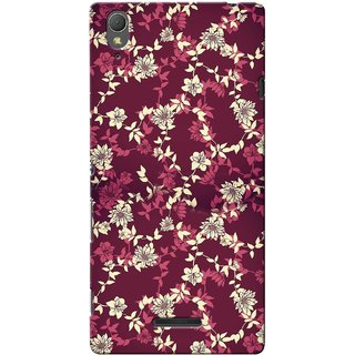 G.store Printed Back Covers for Sony Xperia T3 Multi