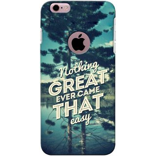 G.store Hard Back Case Cover For Apple iPhone 6S