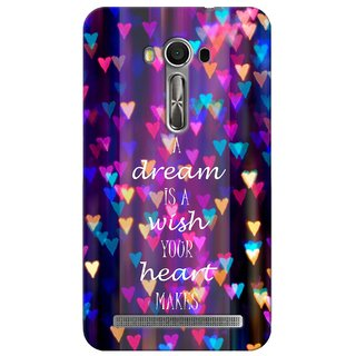 G.store Hard Back Case Cover For Asus ZenFone 2 laser ZE550KL