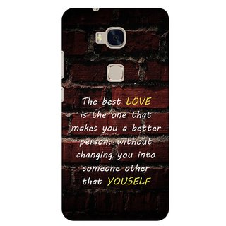G.store Hard Back Case Cover For Huawei Honor 5X