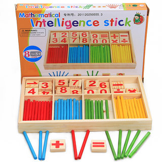 Tickles Mathematical Intelligence Stick